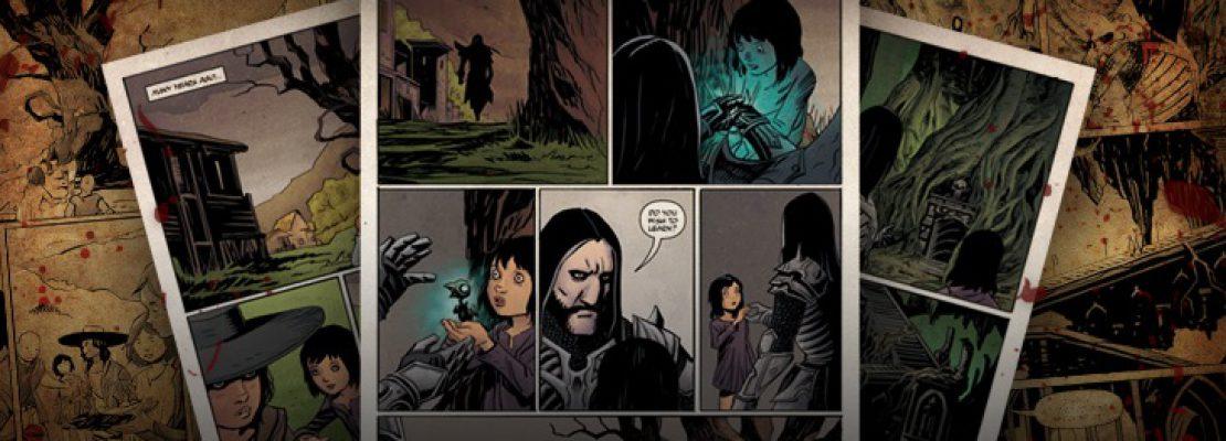 """Diablo 3: Der neue Comic """"Die Auserwählte"""""""