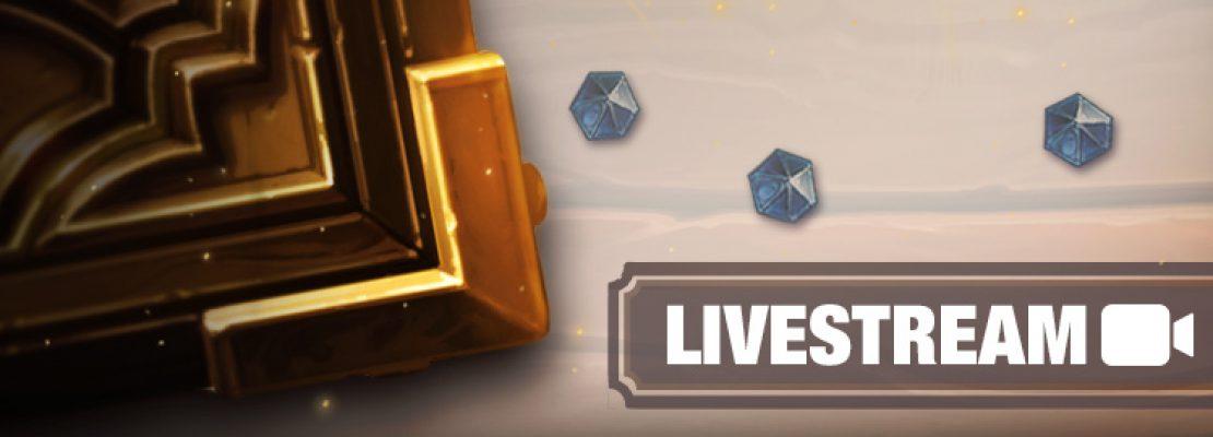 Ritter des Frostthrons: Ein Livestream mit Kartenenthüllungen & Gameplay
