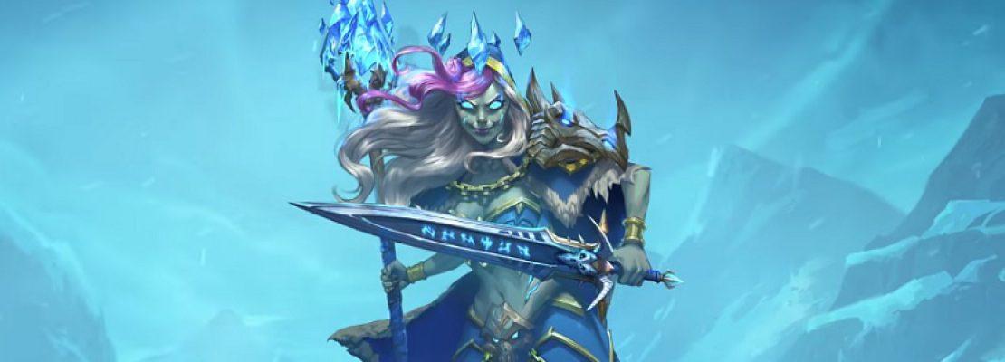 Ritter des Frostthrons: Die Heldenkarte der Magier wurde geleakt