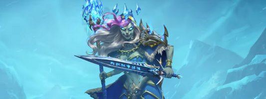 Ritter des Frostthrons: Zwei neue Karten