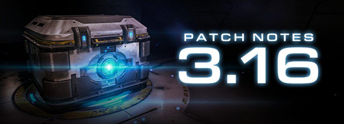SC2: Die Patchnotes zu Patch 3.16.0