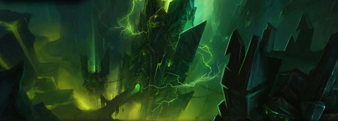 Patch 7.3: Weitere Raidtests in Antorus, der Brennende Thron