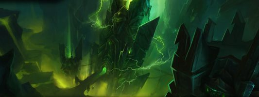 Patch 7.3.2: Der Background Downloader wurde gestartet