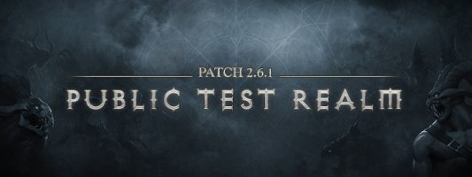 "Diablo 3: ""Update"" Die PTR Patchnotes zu Patch 2.6.1"
