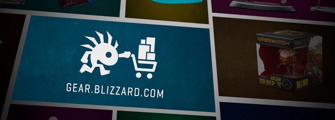 Gamescom 2017: Die Fanartikel von Blizzard Entertainment