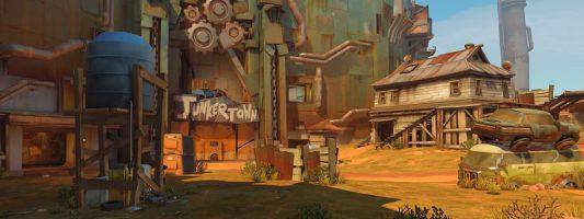 Gamescom 2017: Gameplay Footage zu Junkertown