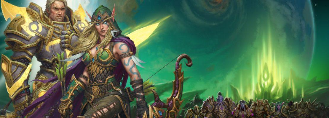 Legion: Der neue Patch 7.3 wurde veröffentlicht
