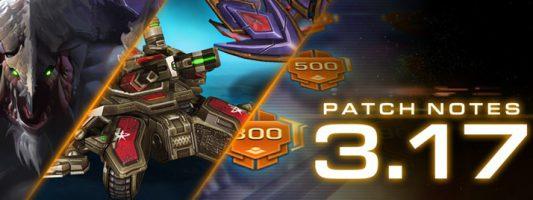 SC2: Die Patchnotes zu Patch 3.17.0