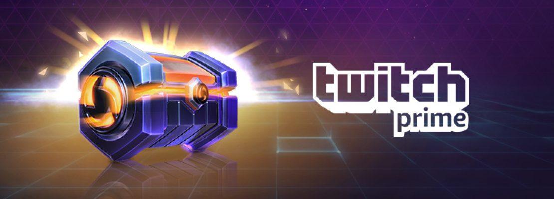 Update: Twitch Prime gewährt euch mehrere Lootboxen