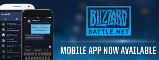 Update: Eine neue Battle.Net App wurde veröffentlicht
