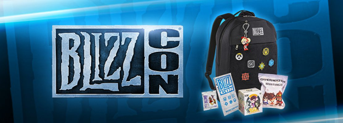 Blizzcon 2017: Informationen zu dem Goodie-Bag