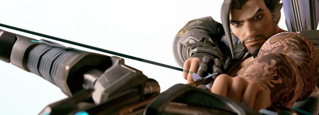 Overwatch: Ein kommender Nerf für Hanzo