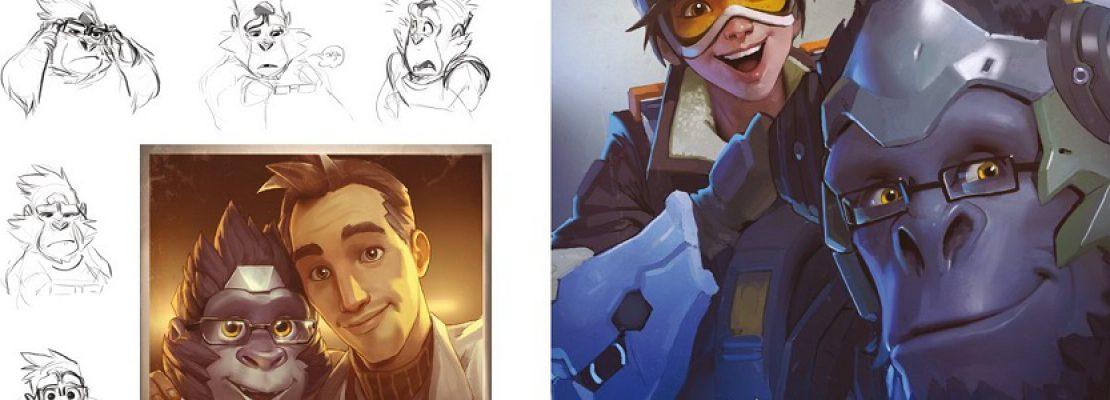 Overwatch: Erste Bilder aus dem neuen Artbook