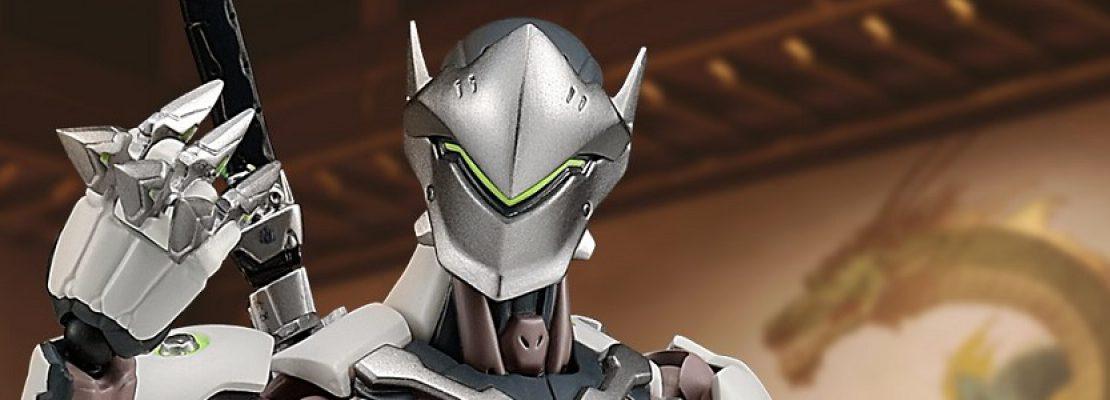 Overwatch: Eine Figma-Figur von Genji kann vorbestellt werden