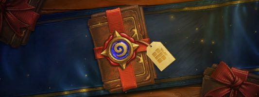 Hearthstone: Erhaltet eine klassische Kartenpackung geschenkt