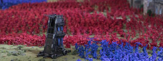Blizzcon 2017: Ein Diorama der Schlacht um Lordaeron