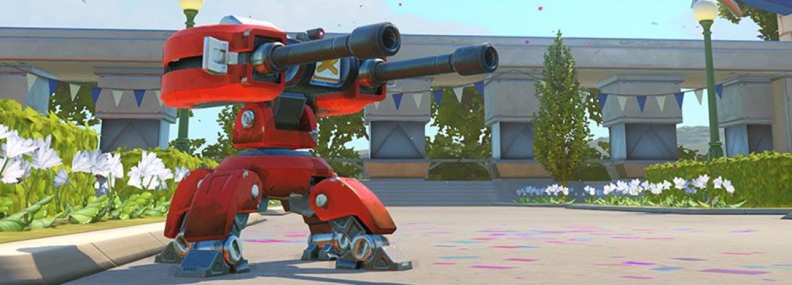 Overwatch PTR: Die Patchnotes vom 22. August