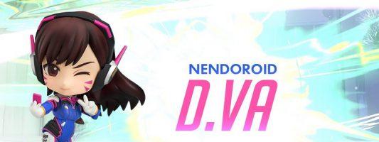 Overwatch: Eine Figur von D.Va kann vorbestellt werden