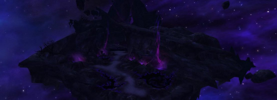 Patch 7.3.5: Mehrere Screenshots zu neuen Zonen