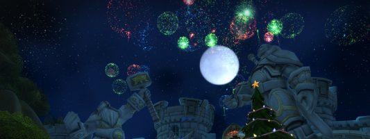 WoW: Heute Abend findet ein Feuerwerk in Azeroth statt