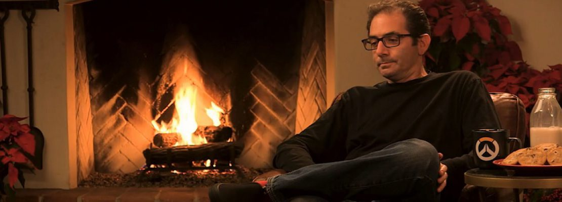 Overwatch: Ein zehnstündiger Livestream mit Jeff Kaplan