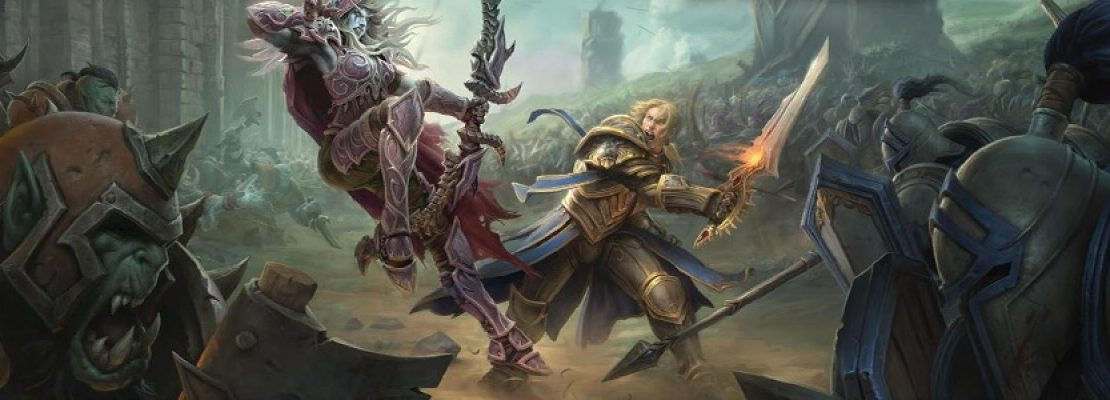 Battle for Azeroth: Build 8.0.1 wurde auf die Testserver aufgespielt