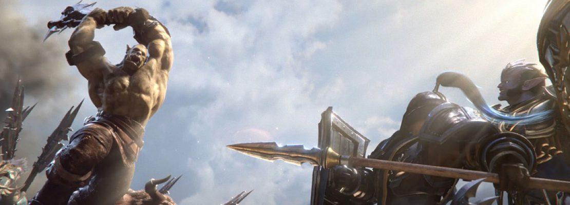 BfA: Die Schlacht um Lordaeron ist ein fester Bestandteil der Erweiterung