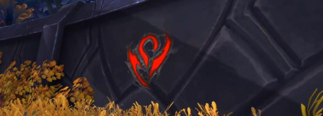 WoW: Ein in OG verstecktes Symbol der Leere