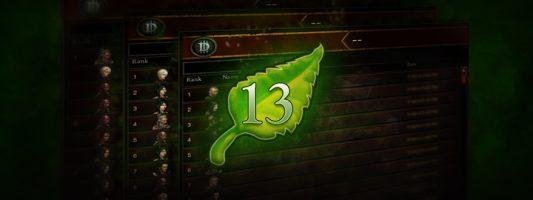 Diablo 3: Saison 13 wurde gestartet