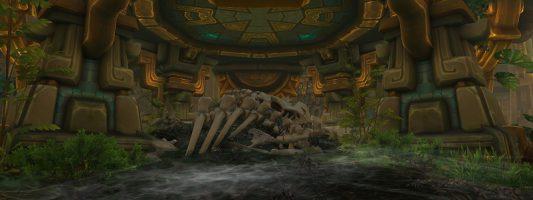 BfA: Ein Dämonenjäger beendete Atal'Dazar Mythic+11