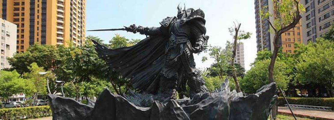 Blizzard: Die Entwickler über ihre verschiedenen Statuen