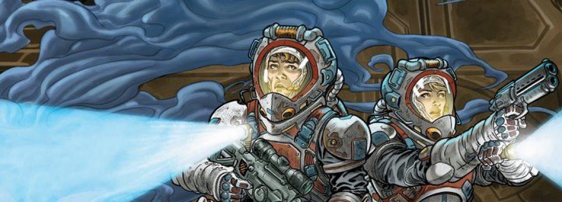 """SC2: Die neue Comicreihe """"StarCraft: Scavengers"""""""