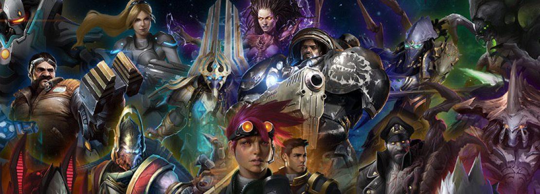 SC2: Änderungen für die Gegner in den Koop-Missionen