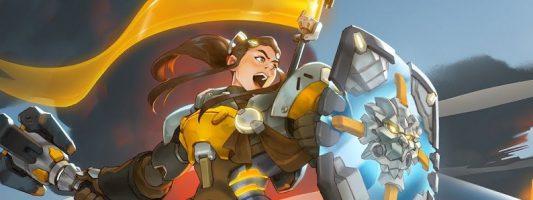 Overwatch: Geoff Goodman beantwortete Fragen zu dem Gameplay von Brigitte