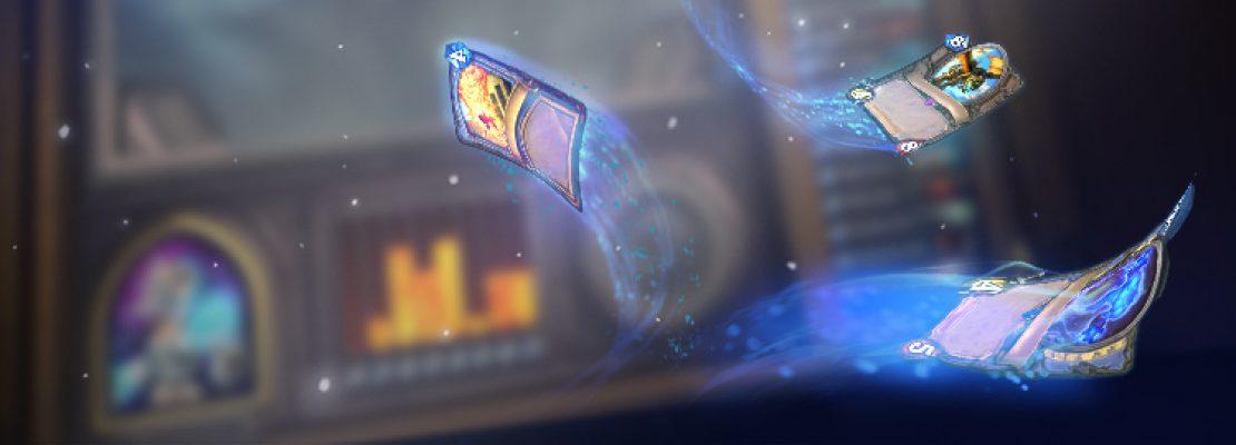 Hearthstone: Eine Änderung an der Kartenwahl in der Arena