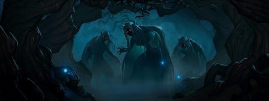 Hexenwald: Nur die Schamanen erhalten eine neue Heldenkarte