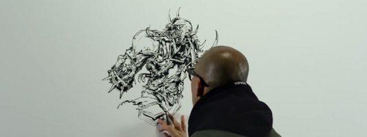 BfA: Ein Kunstwerk zu der Schlacht um Lordaeron