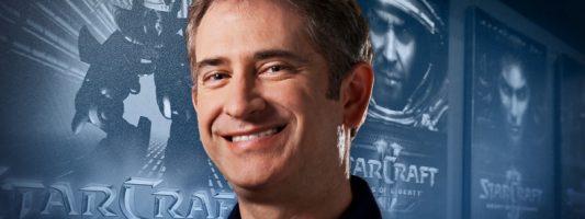 Blizzard: Mike Morhaime wird auf der Gamelab Barcelona eine Ehrung erhalten