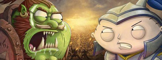WoW: Am 1. April spielt Warcraft eine Rolle in Family Guy