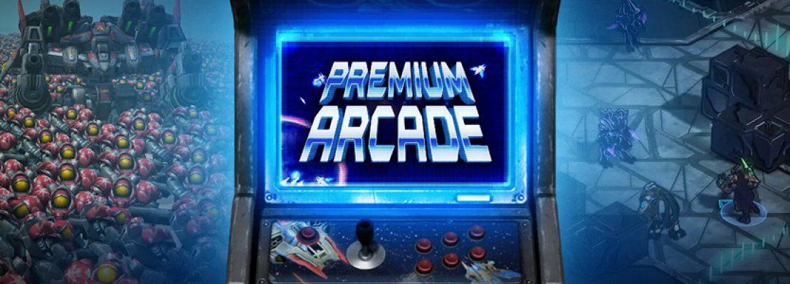 SC2: Zwei neue Premiumkarten für die Arcade