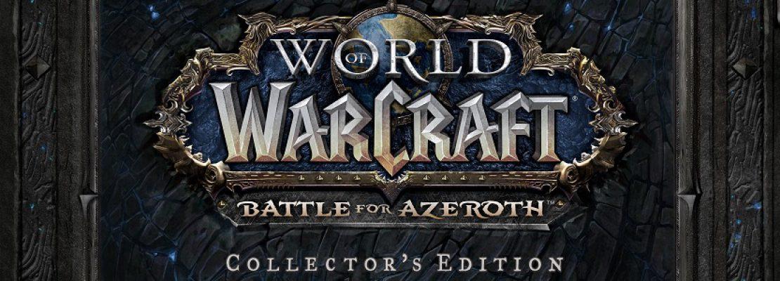 BfA: Die Collector's Edition wurde enthüllt