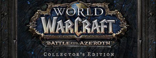 BfA: Die Collector's Edition ist im Gear Store erhältlich
