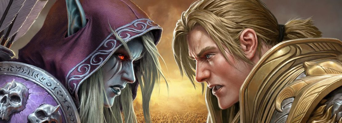 WoW: Battle for Azeroth erscheint am 14. August