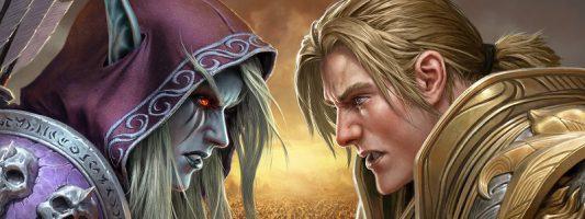 WoW: Battle for Azeroth erscheint am 14. August