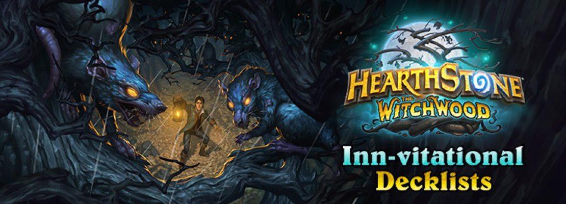 Der Hexenwald: Die Decklisten des Inn-vitationals