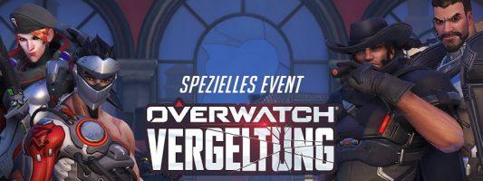 """Overwatch-Archiv: Das Event """"Vergeltung"""" wurde gestartet"""