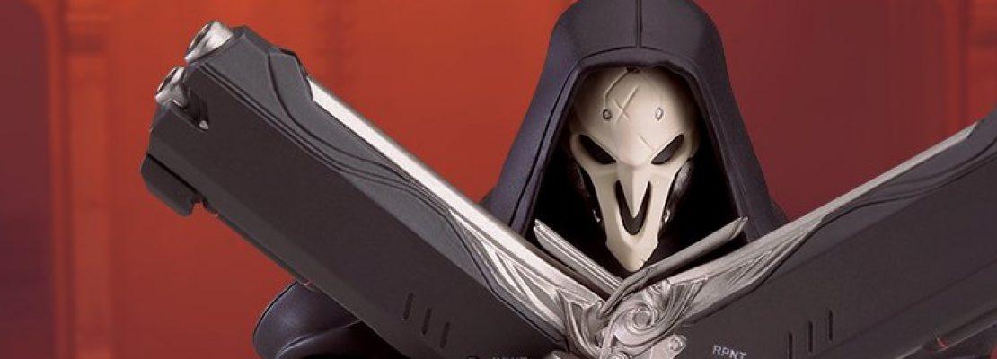 Overwatch: Eine Figma-Figur von Reaper kann vorbestellt werden
