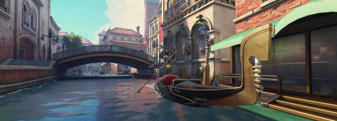 """Overwatch PTR: Die neue Map """"Rialto"""" und der neue Hanzo"""