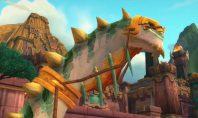 Hinweis: Schneller einen Karawanenbrutosaurus in Oribos finden