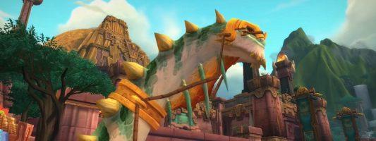 Shadowlands: Der Karawanenbrutosaurus behält sein Auktionshaus